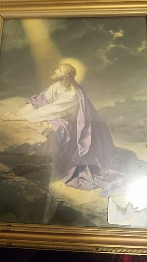 picture of jesus christ for Sale in Vermillion, SD