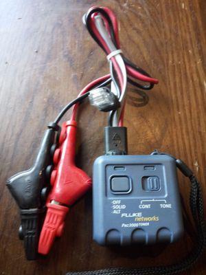 Fluke Pro3000 Cable Tracing Tone Generator for Sale in Lemon Grove, CA