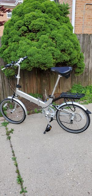 """Giant Half way..Folding bike..20""""tires for Sale in Niles, IL"""