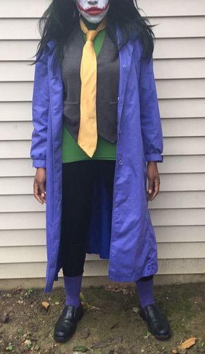 Joker Halloween Costume for Sale in Galloway, OH