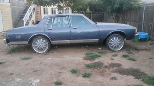 Chevy Caprice 1984 for Sale in San Diego, CA