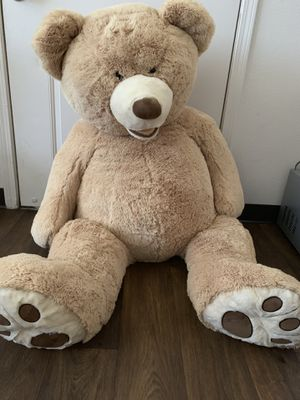 Stuffed teddy bear for Sale in Portland, OR