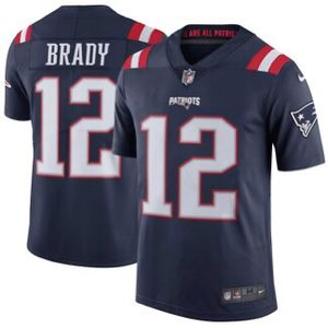 Patriots Brady jersey size small n large n xl n 2xl n 3xl stitched firm price pick up only for Sale in Colton, CA
