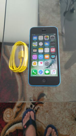 IPhone 5c unlocked for Sale in Olympia Heights, FL