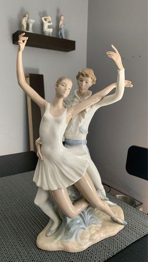 Man/Woman ballerina Lladro l 15 1/2 x 10 for Sale in Henderson, NV