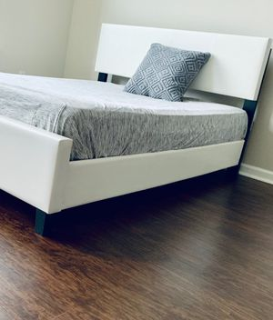 New White Full Bed for Sale in Silver Spring, MD
