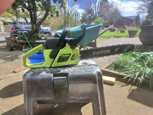 Poulan 2150 chainsaw for Sale in Beaverton, OR