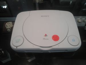 Sony Playstation PSone game console for Sale in Charlotte, NC