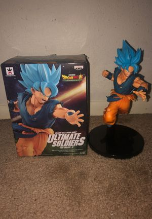 Dragon Ball Z figure ( Trade!!READ DESCRIPTION) for Sale in Converse, TX