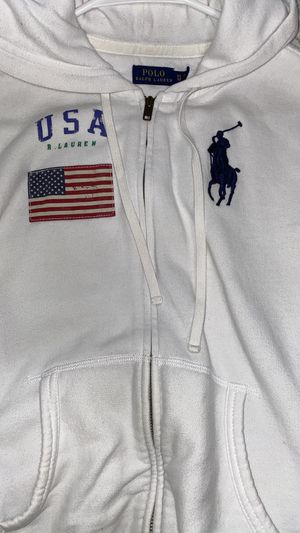 Women's xs polo zip up sweater for Sale in Oakland, CA