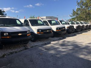 Many Cargo Vans To Pick From, $1500 Down for Sale in Miami, FL