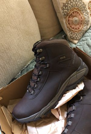 Merrel Vego men work boots sizes 11.5 new in the box for Sale in Queens, NY