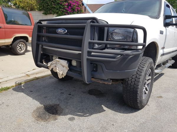 TRADE + CA$H this for your ARB or similar winch bumper