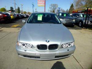 2003 BMW 5-Series for Sale in Warren, MI