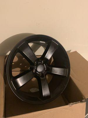 Black Rims 20inch for Sale in San Antonio, TX