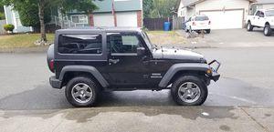 2011 Jeep Wrangler sport for Sale in Bonney Lake, WA