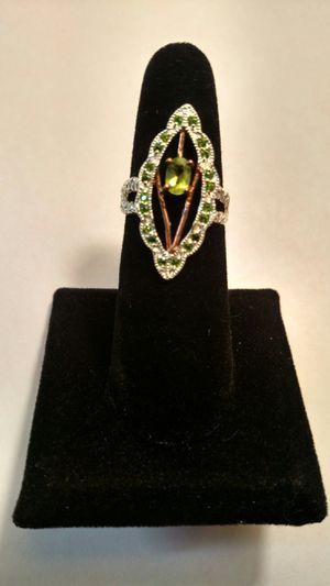 Peridot ring for Sale in Sun City, AZ