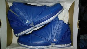 Nike Air Jordan 16 Retro Trophy Room Sz9 Limited for Sale in Bronx, NY