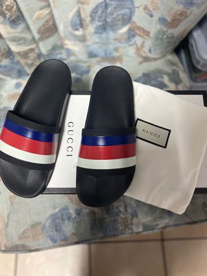 Gucci men slides for Sale in San Diego, CA