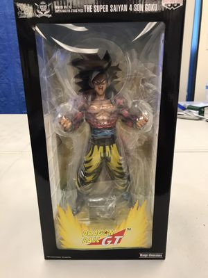 Brand New SS4 Goku from Dragon Ball GT for Sale in Culver City, CA