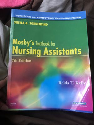 Mosby's Nursing Textbook for Sale in Covina, CA