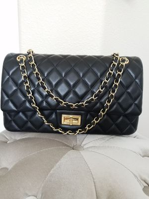 Ainifeel Quilted Leather Bag for Sale in Gresham, OR
