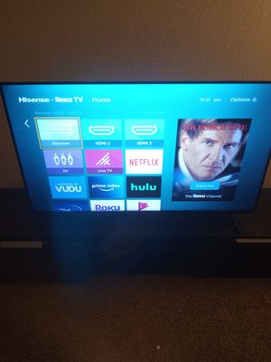 50 inch roku TV for Sale in Tamarac, FL