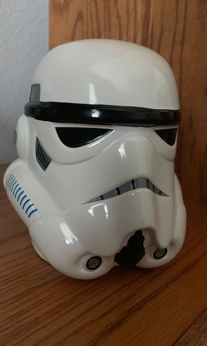 STAR WARS CLONE Head Piggy Bank *8 Inch Height* for Sale in San Antonio, TX
