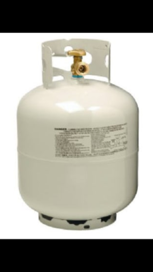 Propane 5 gallon tank (Full) for Sale in US