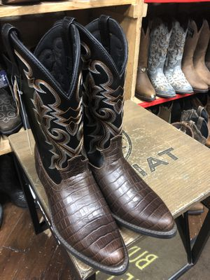 Men's 12 D Cowboy Boots for Sale in Cary, NC