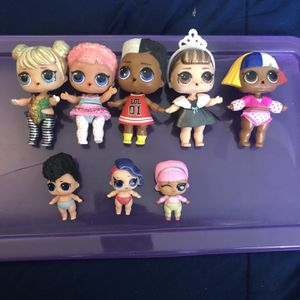 L.O.L Dolls & L.O.L Surprise Pop Up Store for Sale in Chino, CA