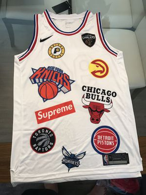 Supreme X NBA Jersey for Sale in Sacramento, CA