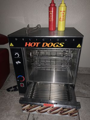 Hot dog machine brand new for Sale in Tempe, AZ