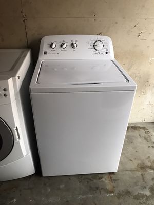 KENMORE WHITE TOP LOAD WASHER WITH AGITATOR for Sale in Norwalk, CA
