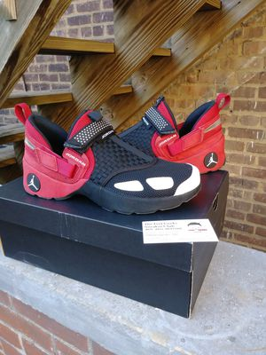 AIR JORDAN TRUNNER LX OG BRED MENS SHOES SIZE 10 NEW WITH BOX$100 for Sale in Cleveland, OH