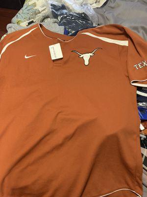 Longhorn Baseball batting practice jersey - XL for Sale in Austin, TX