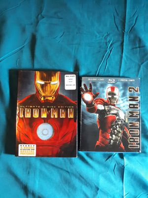 Iron Man DVDs for Sale in Carmi, IL