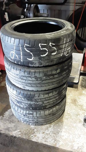 16in tires Milestar for Sale in Jacksonville, FL