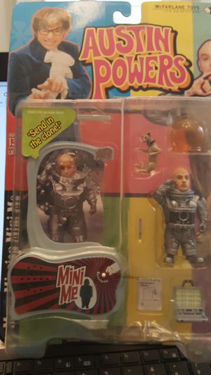 Austin Powers action figure Mini Me for Sale in Tampa, FL