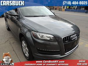 2014 Audi Q7 for Sale in Brooklyn, NY