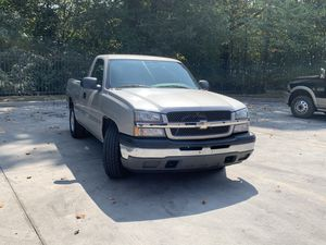 2005 Chevrolet Silverado for Sale in Norcross, GA
