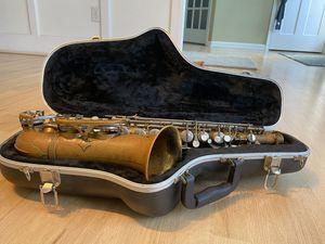 Vintage Baronet Alto Saxophone for Sale in Vancouver, WA