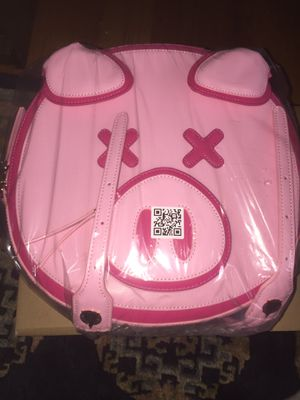 Shane Dawson Jeffree Star Pink Pig Leather Piggy Bag Backpack for Sale in Chicago, IL