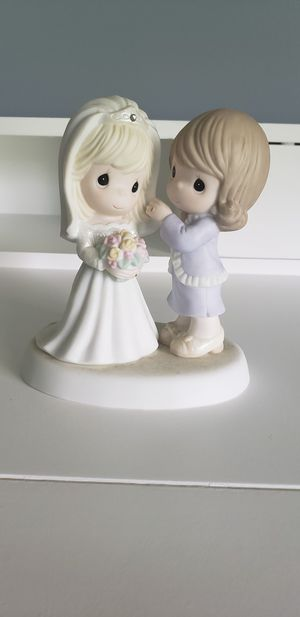 Precious Moments Bride and Mother of the Bride for Sale in Sidney, OH