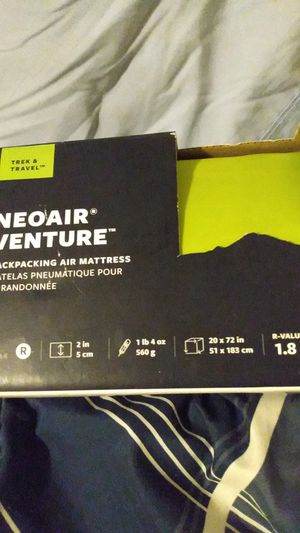 Backpacking air mattress for Sale in Columbus, OH
