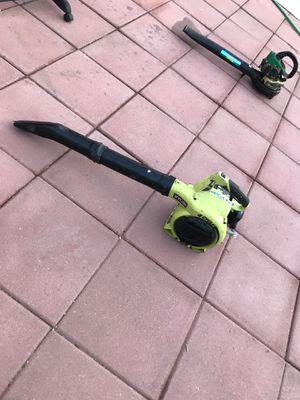 Ryobi Gas leaf blower for Sale in El Cajon, CA