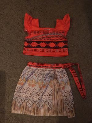Moana costume for Sale in Celebration, FL