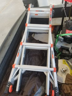 Little giant leveler ladder for Sale in Pearland, TX
