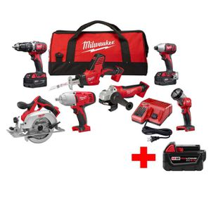 Milwaukee power tool set brand new for Sale in Adelphi, MD