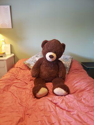 Large sized stuffed animal bear for Sale in WA, US